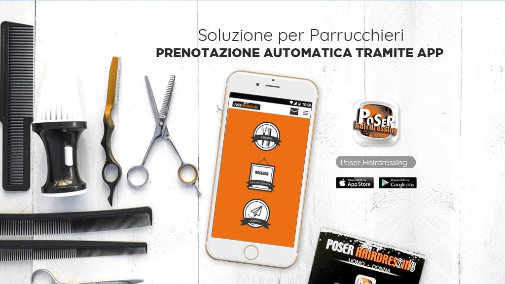 Poser Hairdressing (App)