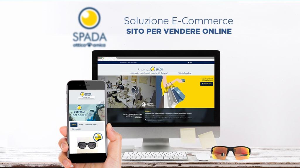 Ottica Spada (e-commerce pgdue)