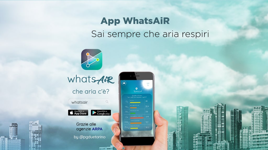 whatsair app pgdue